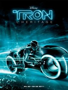 affiche-Tron-L-Heritage-Tron-Legacy-2010-3