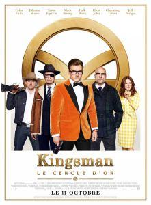 kingsman2 affiche
